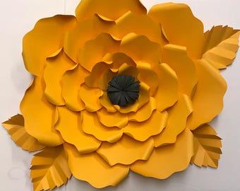 Large Paper Flower Kit (Flower Kit)