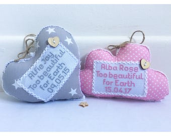 Remembrance baby loss gift,infant loss gift,miscarriage gift,stillborn gift keepsake.Baby memorial gift,Stillbirth memorial,angel baby gift