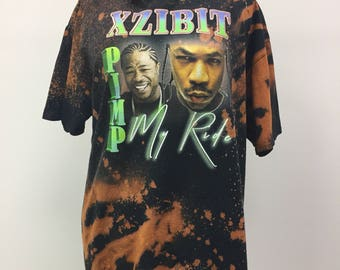 Xzibit Pimp My Ride Distressed Tee