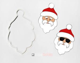 Santa Claus 7 Cookie Cutter