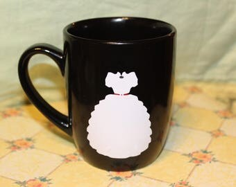 Custom coffee mugs!
