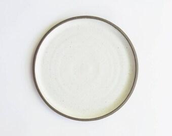 Raw Edge Salad Plate