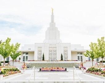 Idaho Falls Temple 18