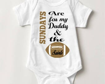 Football Fan Bodysuit/T-Shirts