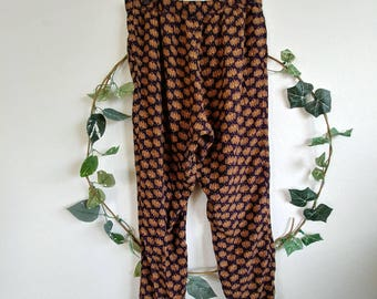 Lotus Flower Pant