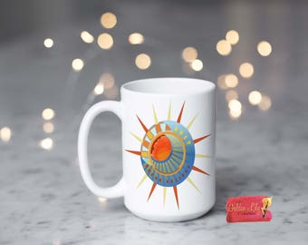 Solar eclipse 2017,Path of totality, coffee mug, eclipse, astronomy, gift under 20, eclipse souvenir, august, american eclipse, cup,her gift