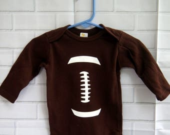 Don't Fumble Me Bodysuit, Baby Onesie, Football, New Dad Gift, New Baby Gift, Baby Shower Gift, New Mom, Hospital Baby Bodysuit,