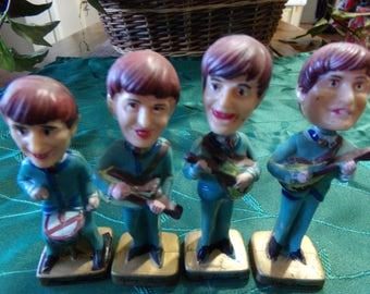 BEATLLES COLLECTABLE 1960's Cake Topper