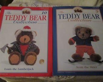 The Teddy Bear Collection - Two Teddy Bear Magazines