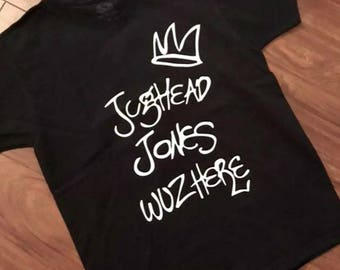 Jughead Jones Was Here