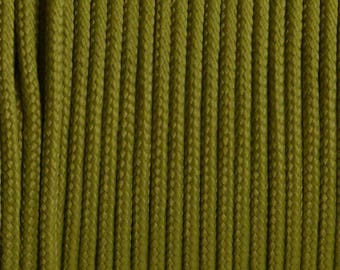 Cord Type I green Paracord for your Bracelets and other creations
