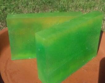 Lemongrass Scented Soap