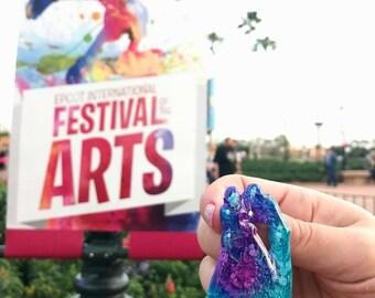 Cinderella Prince Charming Festival of Arts pin ooak unique