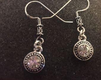 Delicate little earrings