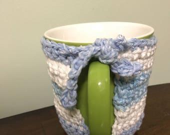 Tied Coffee Mug Sleeve