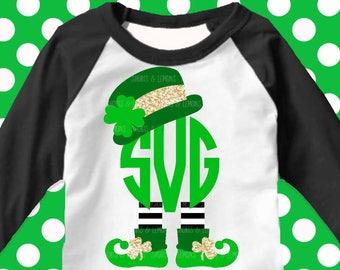 st Patricks day svg, kids st patricks day svg, Leprechaun svg, shamrock svg, kids st patricks day shirt, svg, shorts and lemons, digital