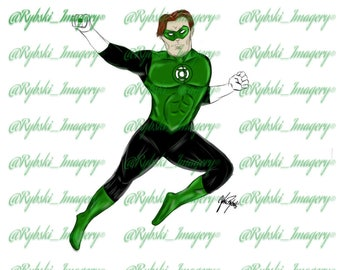 Green Lantern [Version 2]