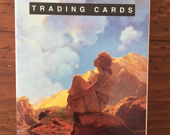 MAXFIELD PARRISH - ATC - Artists Trading Cards