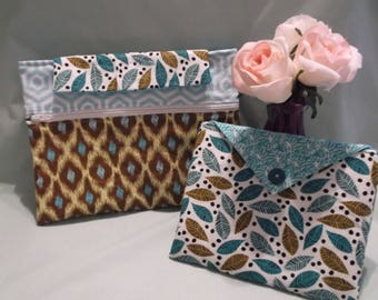 tablet cover, tablet case, makeup bag, iPad cover, Samsung tablet cover, Kindle Fire cover, Nu Vision Solo