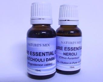 Pure Eucalyptus Essential Oil **15mL**