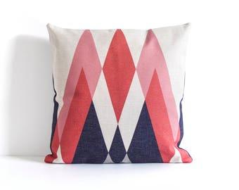 M Design Linen  - Pillow Cover, Decorative Pillow Cover, Throw Pillow, Pillow Cushion, Pillow Covers, Gift, House Warming, Cushion Cover