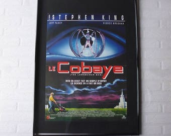 1992 Stephen King  Le Cobaye original movie poster
