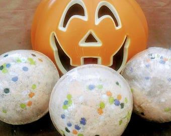 Halloween Bath Bombs/Autumn Mega Bombs