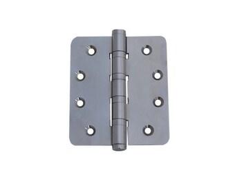 Door Hinge 4″x 4″x 4mm Brass CH: Clearance Sale