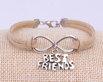 Infinity Best Friends Bracelet