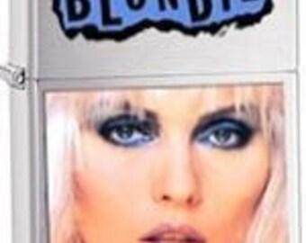 Retired Blondie Face Zippo Lighter