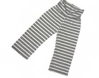 Baby wide leg yoga pants, flannel pants, comfy pants, pajama pants, lounge pants