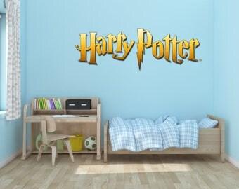 Harry Potter Vinyl Wall Decal