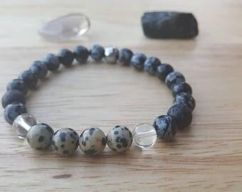 Detox Intention Bracelet - Cleanse, Energy