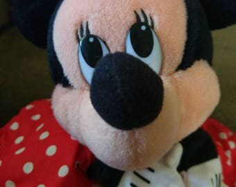 Vintage Minnie Mouse Hand Puppet