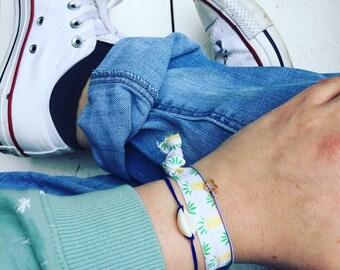MONTEVERDE Elastic bracelet with Print