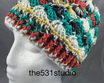 Divine Winter Hat crochet