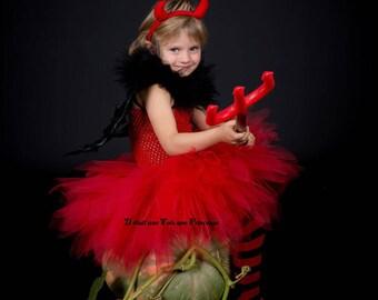 Devil Tutu, tutu dress