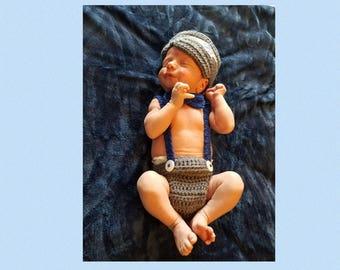Infant Boys' Pilot Prop Set/Baby Boy Clothes