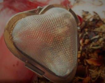 Heart Mesh Tea Infuser