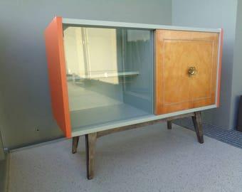 Vintage retro Dresser 50ies 60s sideboard boho