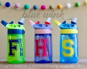 Personalized Water Bottle, Kids Water Bottle, Contigo Kids, Gift for Kids, Kids Tumbler, Gift for Girls, Gift for Boys, Kids Birthday