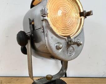 Lampe de bureau projecteur de studio vintage Lita