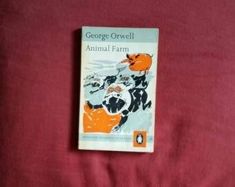 George Orwell - Animal Farm (Penguin Books 1963)