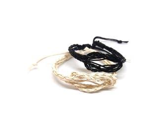 Infinity couple bracelets