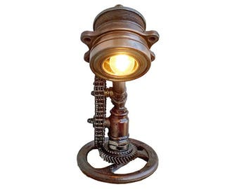Edison bulb lamp Victorian Industrial lamp Industrial look lighting Vintage style lamps Steampunk light bulbs Reading Urban lamps for bed