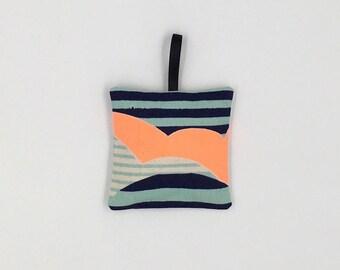 Lavender Pouch - Handmade Lavender Bag, Fabric Lavender Pillow, Hanging Lavender Bag, Christmas Gift, LoadedBobbins