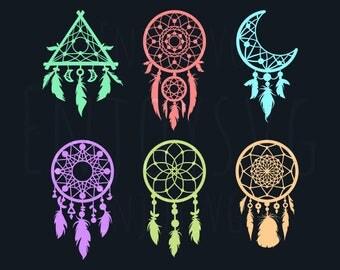 DREAM CATCHER svg Mandala svg Boho svg Dreamcatcher svg Dreamcatcher clipart svg Feather svg Indian svg Mandala Dream Catcher SVG Boho svg