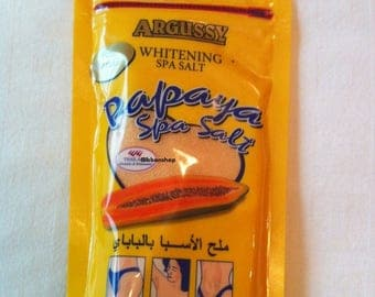 Papaya Spa Salt - Smooth & Baby Skin 300g