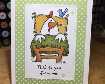 TLC to you from me!