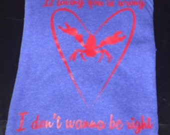 Crawfish Love T-shirt